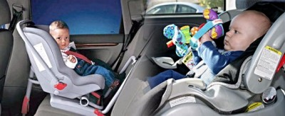Infant Rear Facing Seat, Front Facing Toddler Seat  Airport Limo Taxi